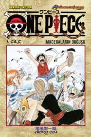 One Piece 1. Cilt