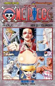 One Piece 13. Cilt