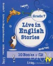 Live in English Stories Grade 7-10