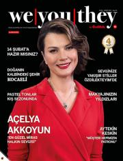 We You They Dergisi-Sayı 25