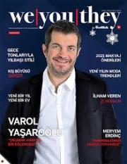 We You They Dergisi-Sayı 24