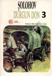 Durgun Don Cilt 3