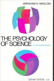 Psychology of Science