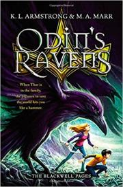 Odin's Ravens (Blackwell Pages: Book 2)