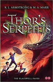 Thor's Serpents (Blackwell Pages: Book 3)