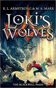 Loki's Wolves (Blackwell Pages: Book 2)