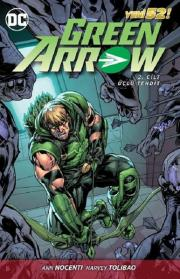 Green Arrow - Cilt 2