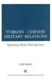 Turkish - Chinese Military Relations