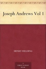 Joseph Andrews Vol 1