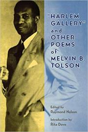 Harlem Gallery and Other Poems