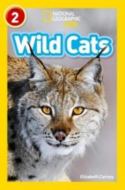 Wild Cats - National Geographic Readers 2