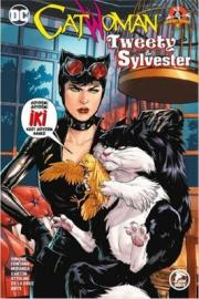 DC Catwoman Tweety and Sylvester