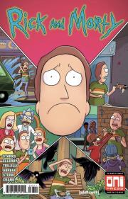1. Rick and Morty #36