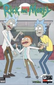 5. Rick and Morty 3