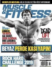 Muscle & Fitness Dergisi Sayı - 102