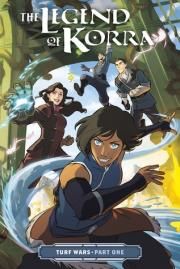 The Legend Of Korra: The Turf Wars, Part One