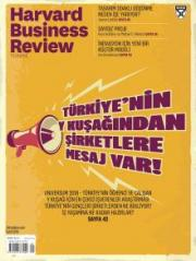 Harvard Business Review Türkiye Eylül 2018