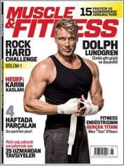 Muscle & Fitness Dergisi Sayı - 55