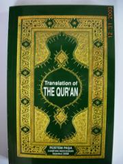 Translation of The Qur'an