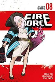 Fire Force, Vol. 8