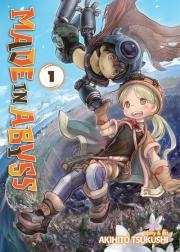 Made in Abyss Vol. 1