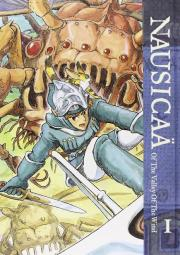 Nausicaä (Of The Valley Of The Wind, Vol. 1)