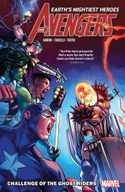 The Avengers, Vol. 5 : Challenge Of The Ghost Riders