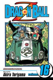 4. Dragon Ball Z, Vol. 16: The Room of Spirit and Time