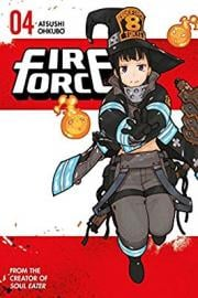 Fire Force, Vol. 4