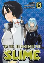 That Time I Got Reincarnated as a Slime, Vol. 12