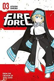 Fire Force, Vol. 3
