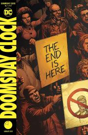 Doomsday Clock #1: That Annihilated Place