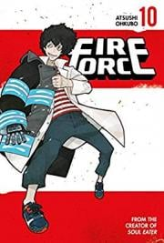 Fire Force, Vol. 10