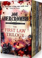 The First Law Trilogy 1-3