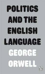 1. Politics and the English Language
