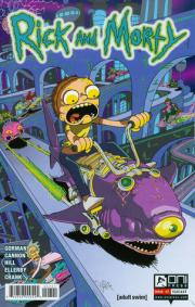 2. Rick and Morty #7