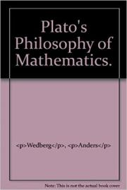 Plato's Philosophy of Mathematics