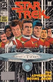 Star Trek Vol.2 Sayı 1