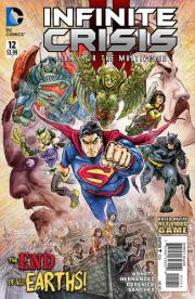 Infinite Crisis: The Fight for the Multiverse Vol 1 #12