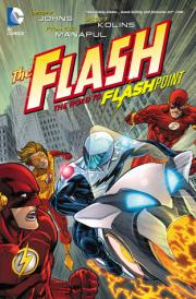The Flash: The Road to Flashpoint (The Flash, Volume III #2)