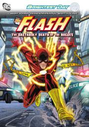 The Flash: The Dastardly Death of the Rogues (The Flash, Volume III #1)