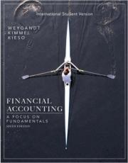 Financial Accounting: A Focus On Fundamentals