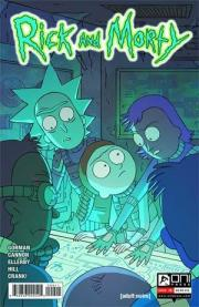1. Rick and Morty 9
