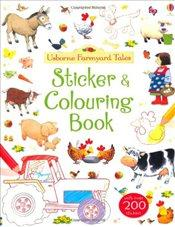 4. Farmyard Tales Sticker and Colouring Book