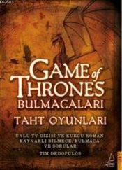 4. Game of Thrones Bulmacaları