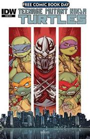 FCBD 2015 - Teenage Mutant Ninja Turtles: Prelude to Vengeance