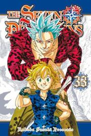 The Seven Deadly Sins, Vol. 33