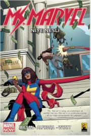 MS Marvel Cilt 2