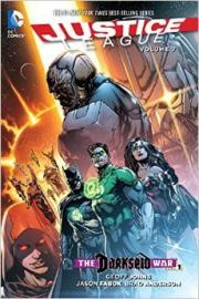 Justice League, Volume 7: Darkseid War, Part 1