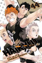 Haikyu!!, Vol. 44